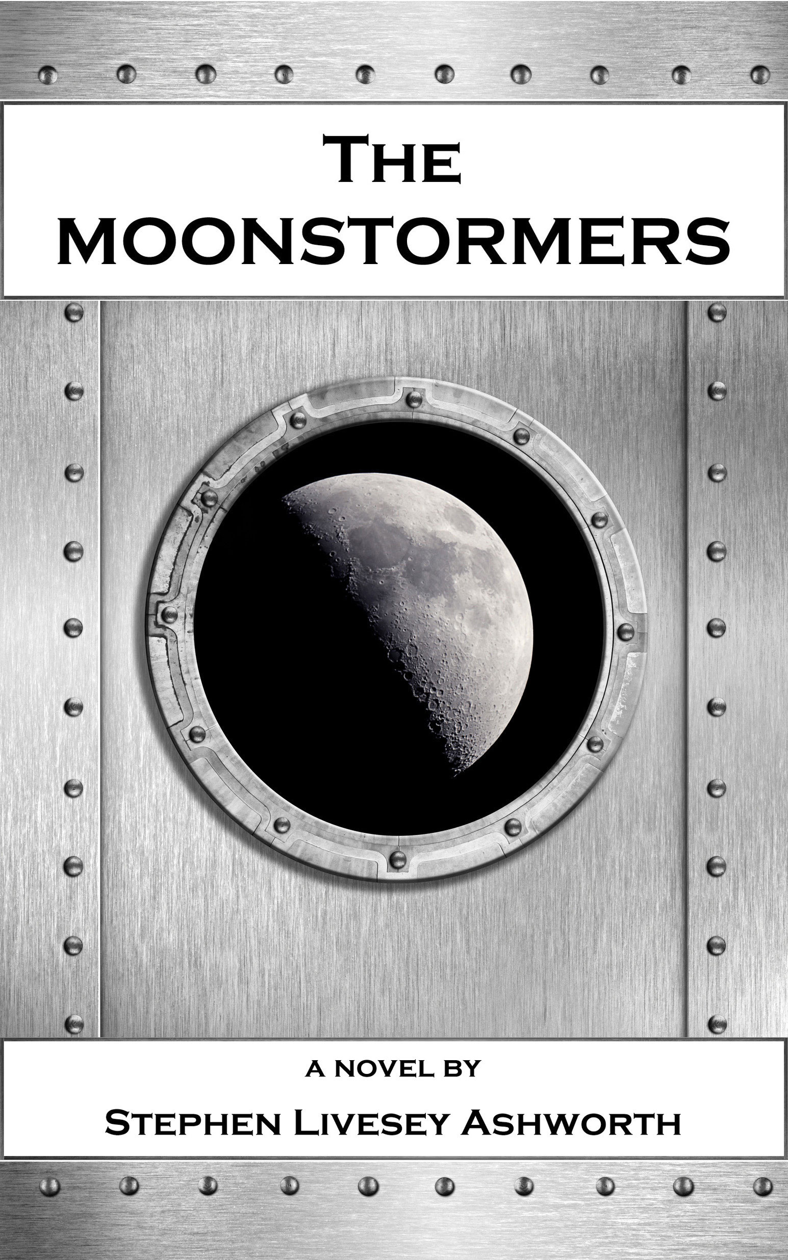 Moonstormers cover